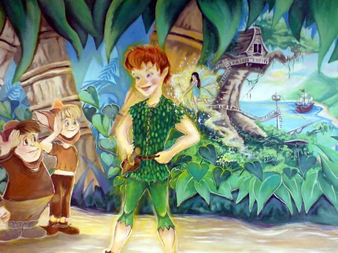 peter pan gyle